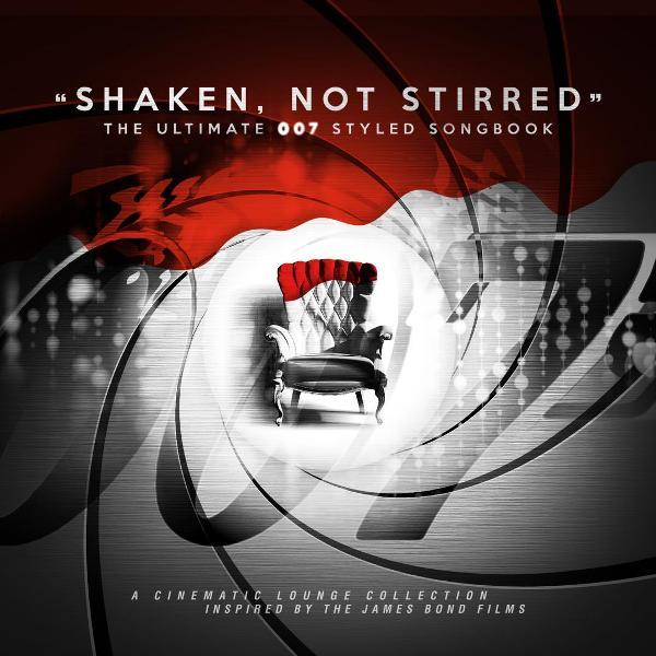 shaken not stirred Jc