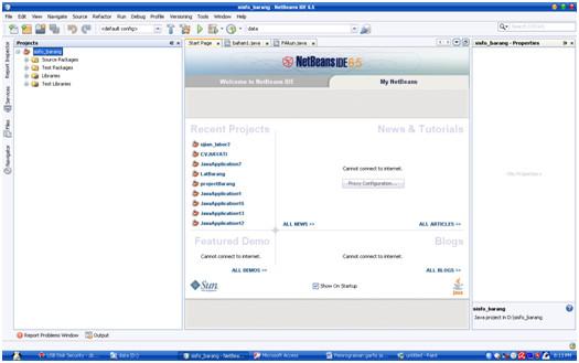 Contoh Aplikasi Database Java - Contoh 193