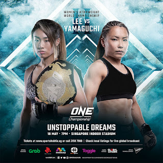 Angela Lee versus Mei Yamaguchi in a rematch