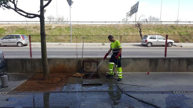 mantenimiento imbornales Sevilla