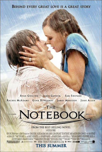 Libros de Nicholas Sparks adaptados al cine