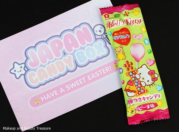 japan candy box 2017