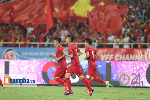 Bùng nổ phút cuối, U23 Việt Nam tưng bừng đăng quang Cúp Tứ hùng 2