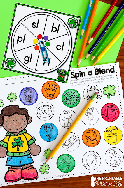 Stop by and check out these FREE and fun St. Patrick's Day activities for Kindergarten! There's tons of engaging and practical activities to keep your kiddos learning the entire month of March. Click through to grab your FREE downloads, and make sure to check out the math and literacy activities. Word families, numbers 100, CVC words, teen numbers, and MORE can all be found here!
