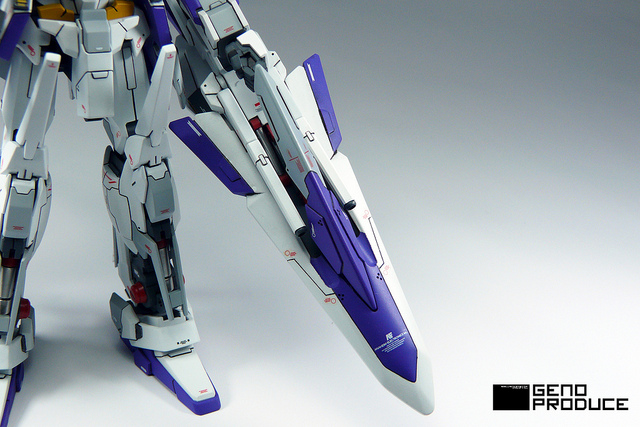 "Custom Build: HGUC 1/144 Gundam Delta Kai ""Detailed"