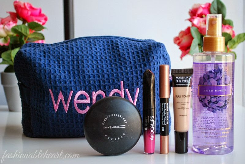 March favorites MUFE MAC Rimmel Victoria's Secret