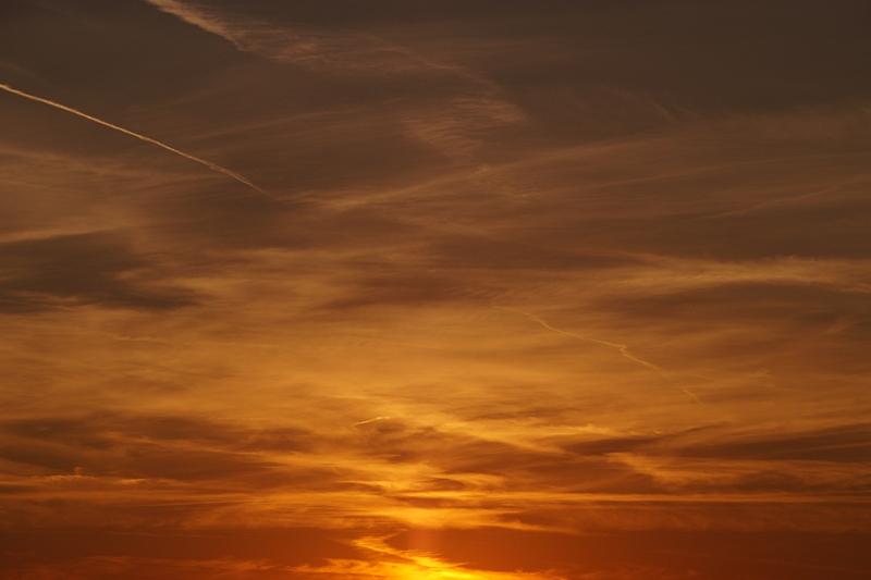 Abendhimmel/ Sonnenuntergang Wolken in Kroatien am Meer | Sommer, Sonne, Urlaub | Tasteboykott