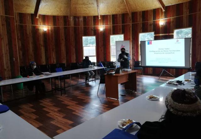 Programa Chile Indígena constituye Mesas Territoriales en Los Lagos