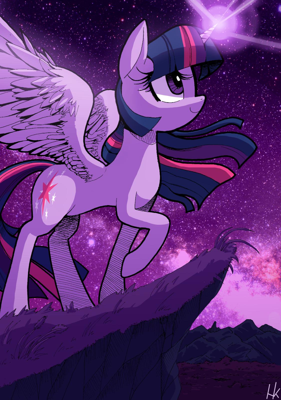 """Episodio 1 y 2, """"Princess Twilight Sparkle"""" (Actualización ..."""