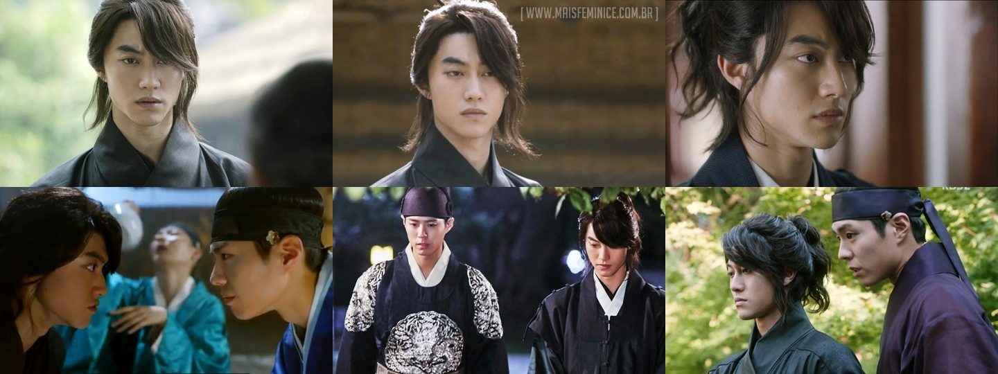 Moonlight drawn by Clouds - Kim Byung Yeon (Kwak Dong Yeon)