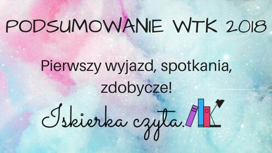 PODSUMOWANIE: Warszawskie Targi Książki 2018r.