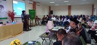 LKNU Tangerang Gelas Seminar Nasional Hari TBC