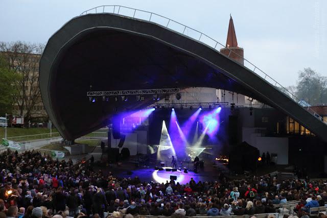 Kasia Kowalska - koncert w opolskim amfiteatrze  - Opole