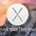 Download OS X Yosemite 10.10 Developer Preview 6 (14A329f) .DMG File via Direct Links