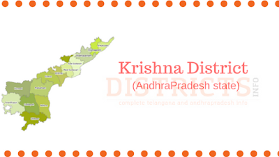 Mandals in Krishna District