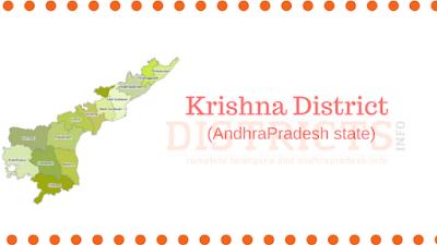 Mandals in Krishna District