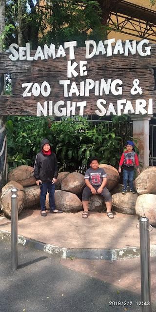 Zoo Taiping | Mengenali Haiwan Dengan Lebih Dekat