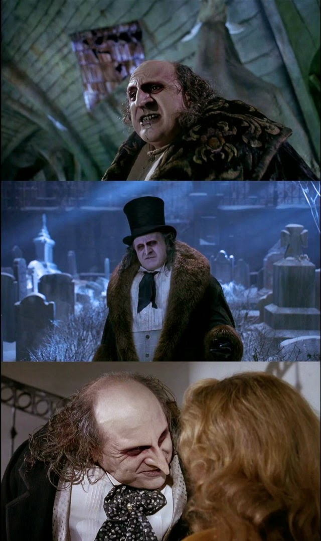 Batman Returns (1992) HD 1080p Latino