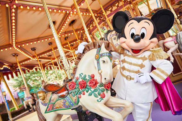 王子米奇 Prince Mickey Re-imagined Meet and Greets 放玩奇妙當夏香港迪士尼樂園度假區 Hong Kong Disneyland Resort Summer Chill