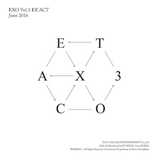 EXO – EX'ACT Albümü (Korean Vers. / Lucky One)