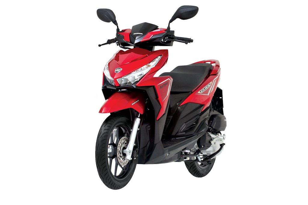 New Honda Motorcycles Philippines