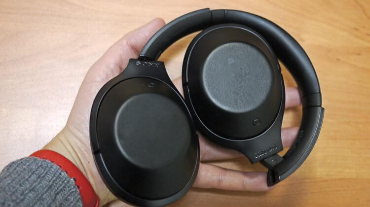 Review Bluetooth-headset Sony MDR-1000X