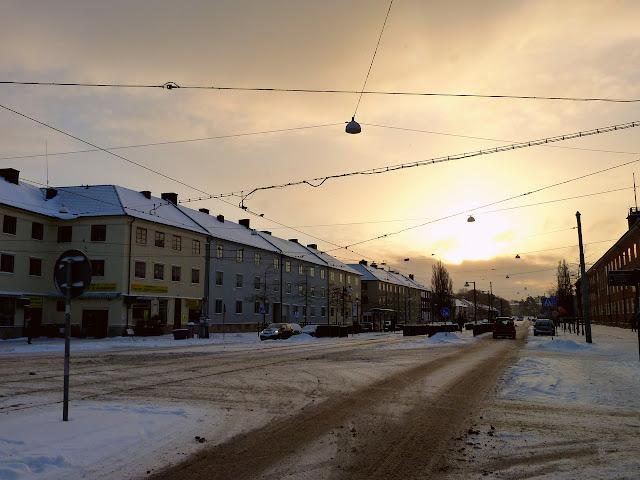 erasmus suede goteborg séjour expérience