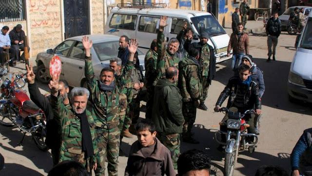 Turki Bantah Kirimkan Pasukan Ke Suriah