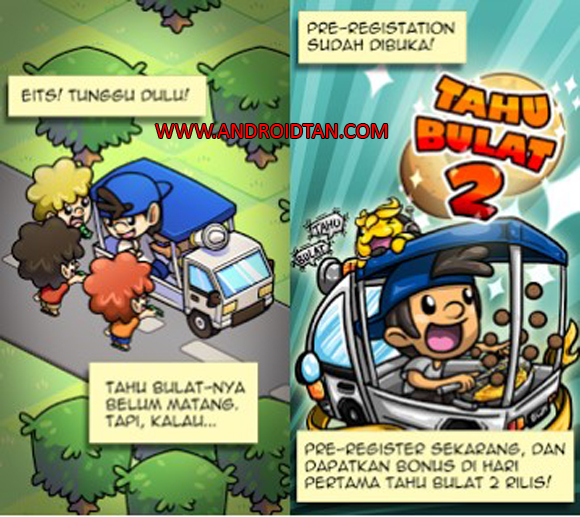Tahu Bulat 2 Mod Apk Unlimited Money & Coins