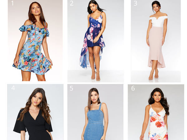 The Going Out Dress Edit ft Quiz Clothing