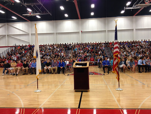 Memorial Day Assembly