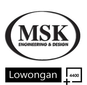 Lowongan Kerja PT MSK Engineering Indonesia