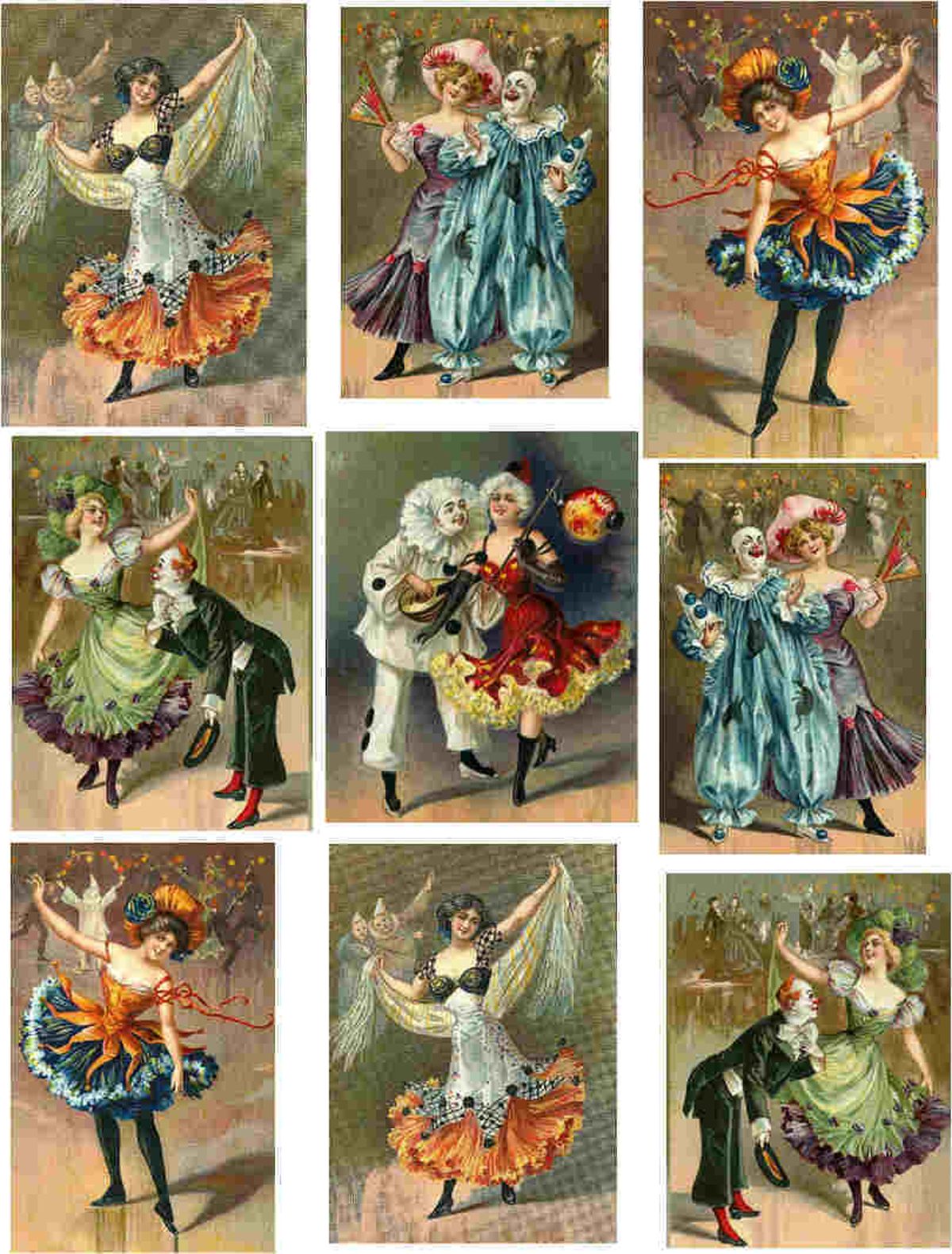 clipart - circus & movies & misc.... on Pinterest   Circus ...