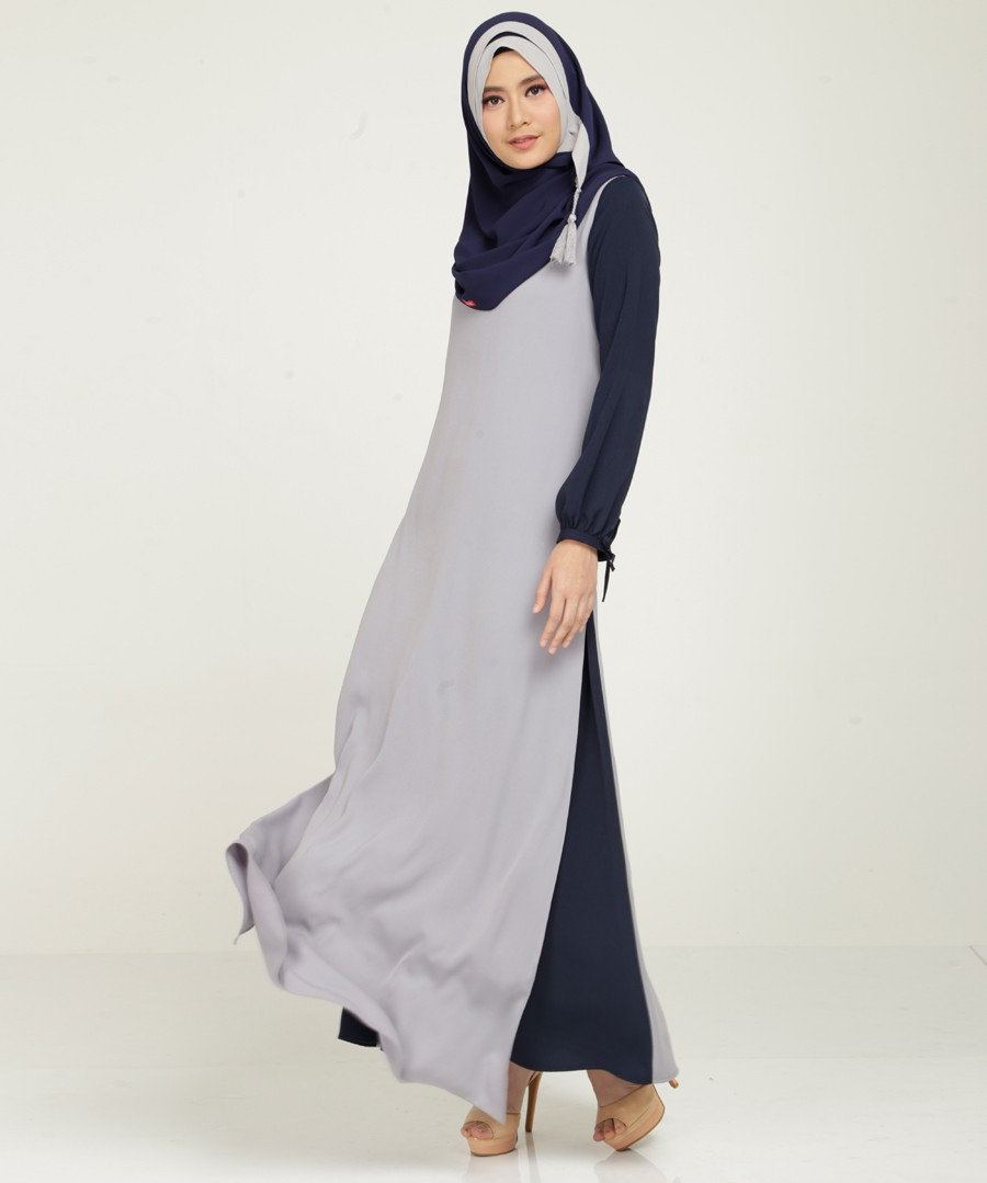 Galeri Azalia Toko Online Baju Busana Muslim Modern Dan Zoya Inner Dress Gamis Muslimah Cantik Ummi Merah Muda Xl Mitzie Abu M