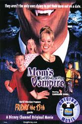 Mamãe Saiu Com um Vampiro – Dublado