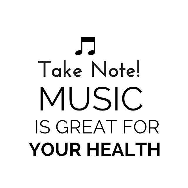 Music is an incredibly powerful tool to improve your health! Tap here for 10 ways science says it can aid depression, lower blood pressure, help with childbirth, reduce pain, help you study and so, so much more!