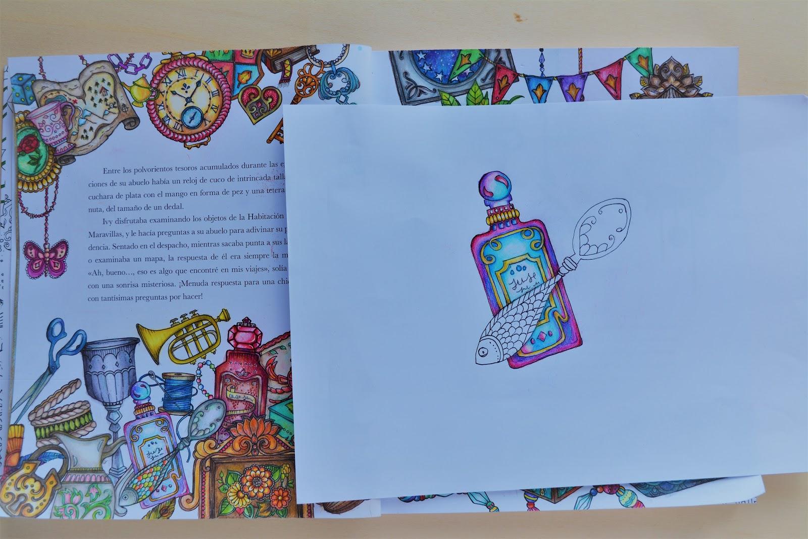 Soy feliz Pintando: Tutorial cómo colorear una botella