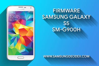 Samsung Firmware G900H S5 2014