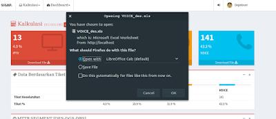 cara membuat laporan excel dengan php mysql php-excel
