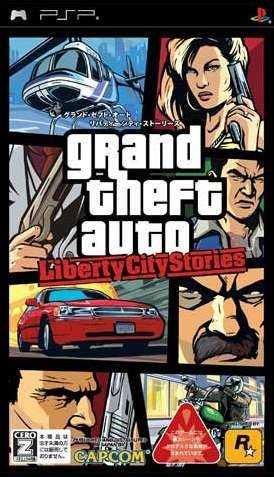 ROMs - Grand Theft Auto - Liberty City Stories (Português) - PSP Download