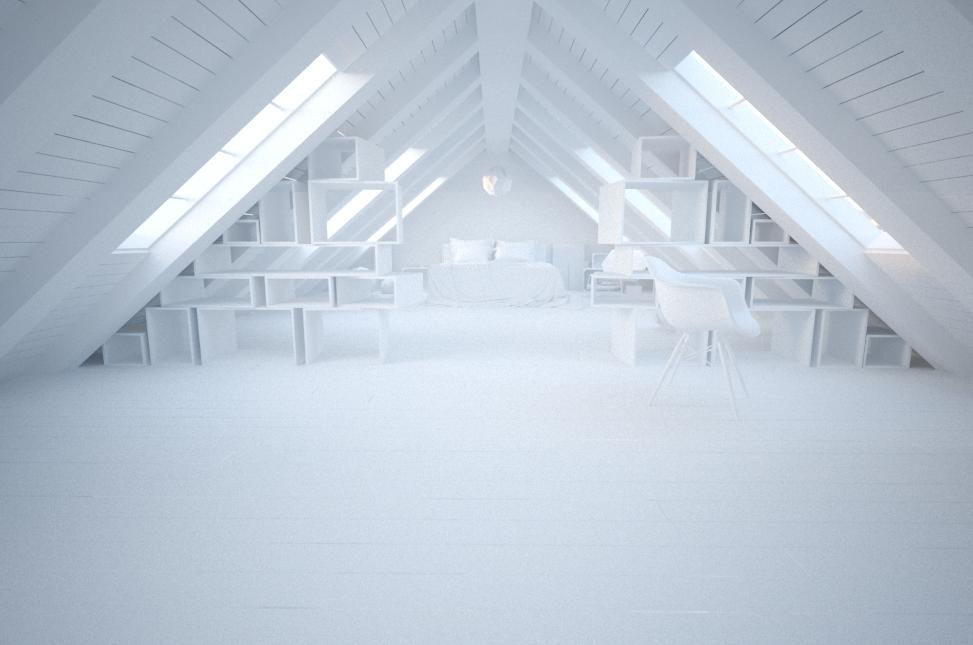 Universal Interior Vray For C4d Render Settings Free Hdri C4d