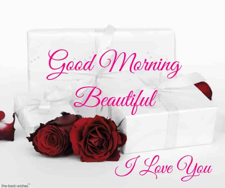good morning beautiful my love images