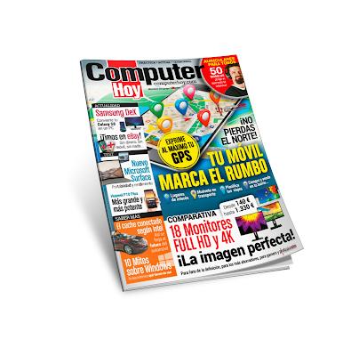 Computer Hoy 489 - Tu móvil marca el rumbo !!