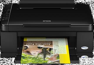 Epson SX110 Driver Télécharger Pilote Pour Windows et Mac