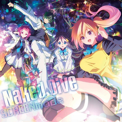 Musaigen no Phantom World OP Single - Naked Dive