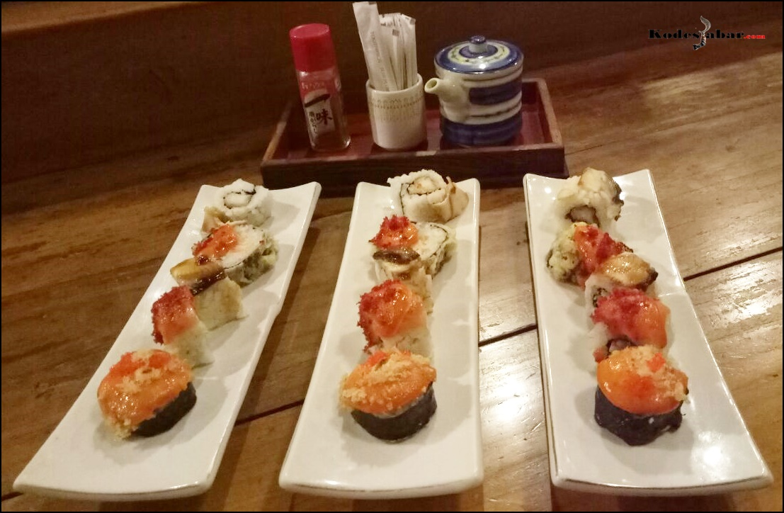Okoh Japanese Restaurant, Restoran Jepang Paling Legendaris di Bandung