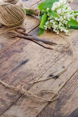 idee de decoration de table de mariage champetre
