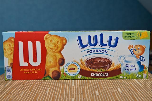 Lulu l'Ourson Chocolat - Gâteau enfant