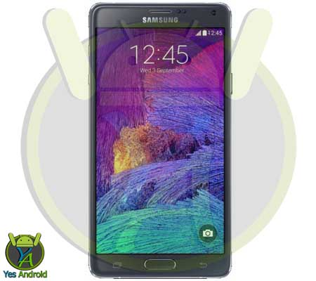 N910CXXS2DPHA Android 6.0.1 Galaxy Note 4 SM-N910C