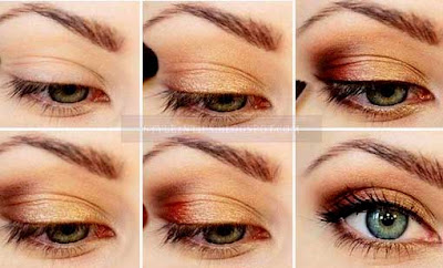 The Simple Eye Makeup Tutorial For Beginners